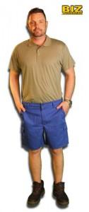 Standard munkaruha rövidnadrág