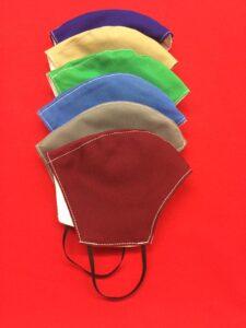 Textil védőmaszk